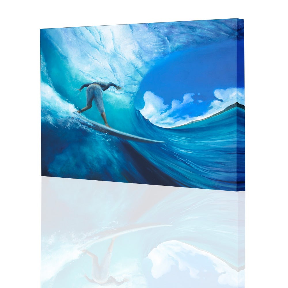Image of Surf Rider Giclee Print