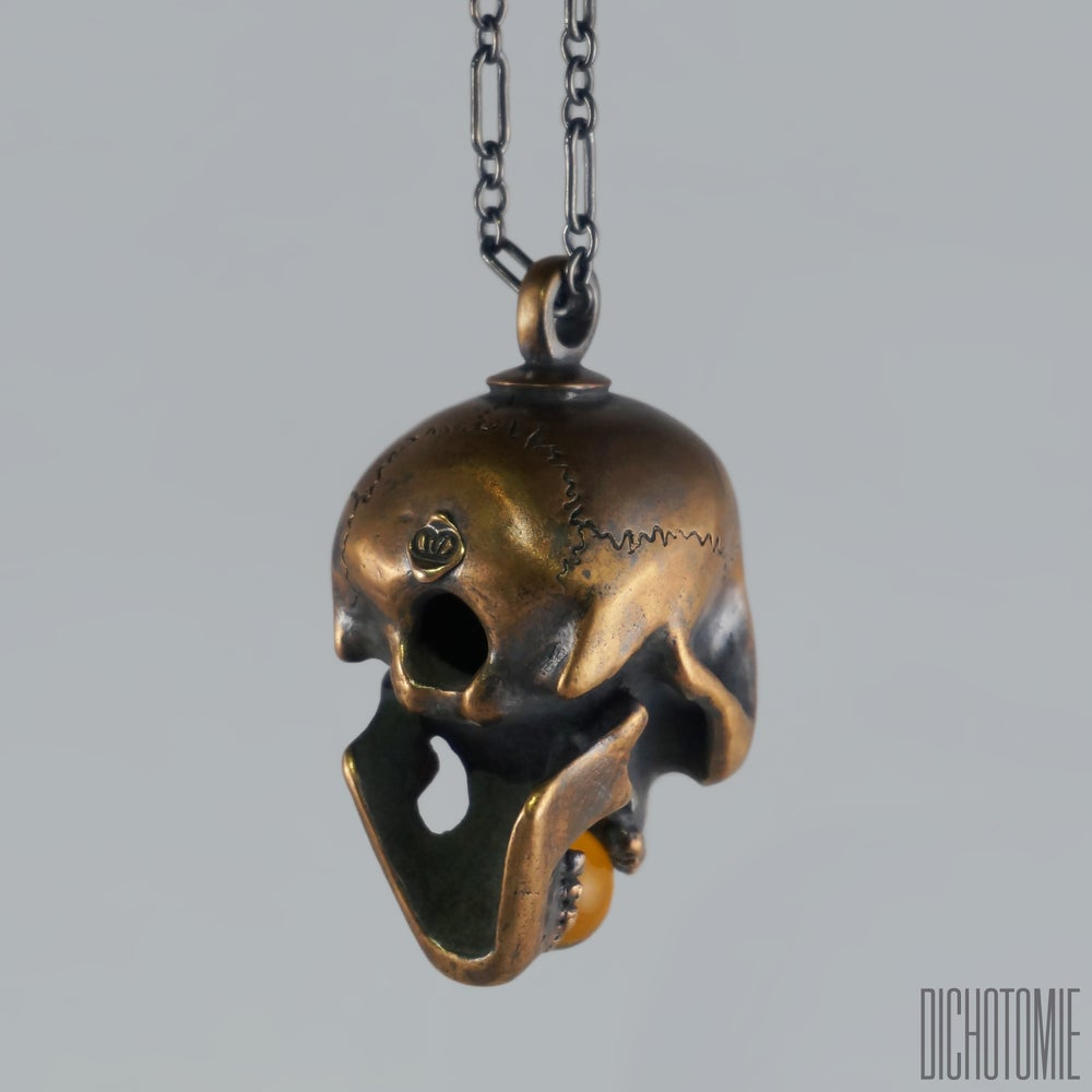 Image of The Otherworld Pendant in Bronze (Pre-Order)