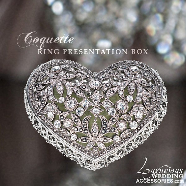 Image of Bliss Coquette Ring Presentation Box