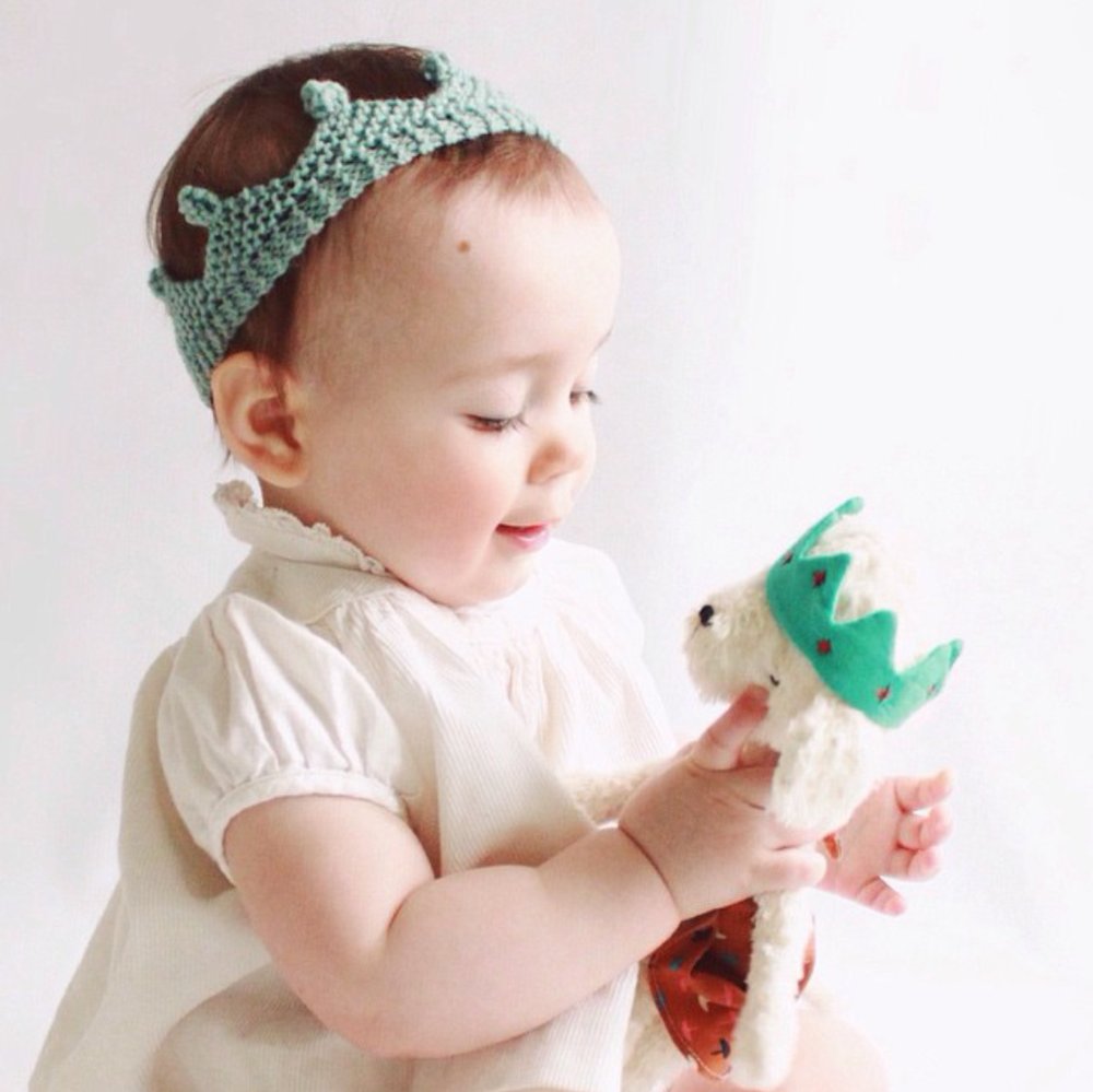 Image of Blair Knitted Crown