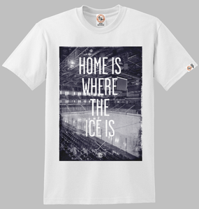 "Image of ""Home Is"" Shirt"
