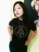 Image of ∆AIMON  - Ghostly Glow - Logo Shirt