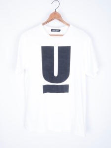 Image of Undercover - We Make Noise Logo Tee