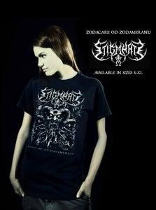 "Image of STIGMHATE "" ZODACARE OD ZODAMERANU "" T-SHIRT"