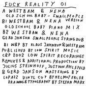 "Image of Fuck Reality 01 - Westbam & Nena - Oldschool Baby Versions - 12"""