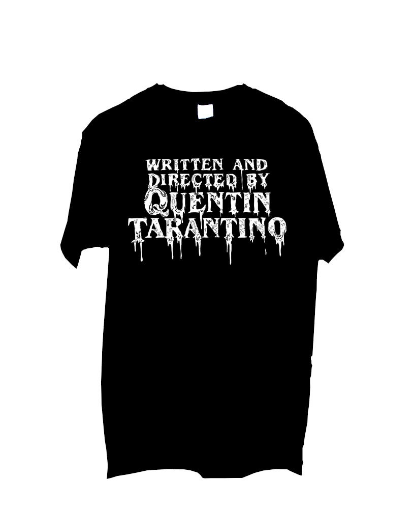 Image of Written & Directed by Quentin Tarantino