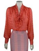 Image of Secretary Shirt, Coral