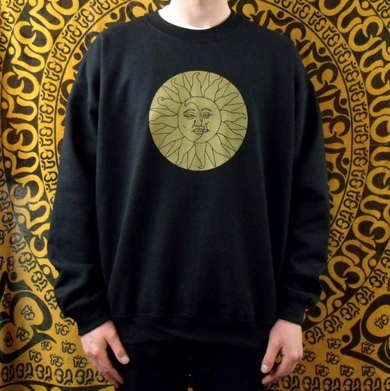 Image of Black Unity sweatshirt