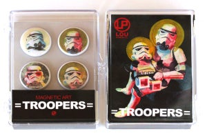 Image of Troopers Magnet Set