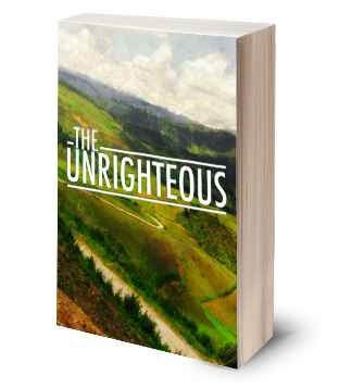"""Image of """"The Unrighteous"""" Paperback Novel"""