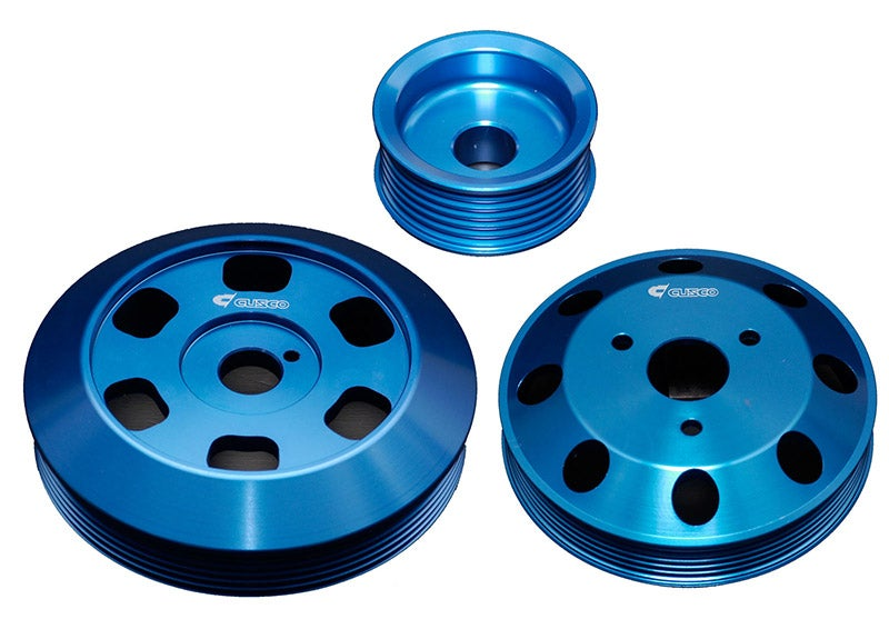 Image of Cusco Lightweight Pulley Kit BRZ/FRS