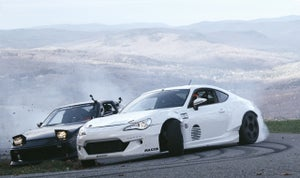 Image of BC Racing BR Coilovers for Scion FR-S / Subaru BRZ