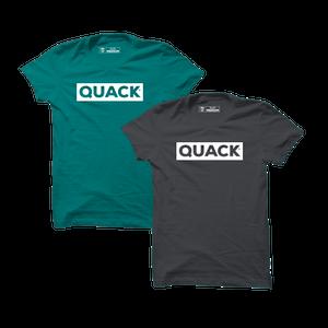 Image of Squeakyclean Quack Tee
