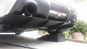 Image of Driveway Labs Type 2 BRZ/FR-S/GT-86 Rear Diffuser