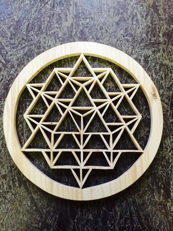 Image of 64 Tetrahedron