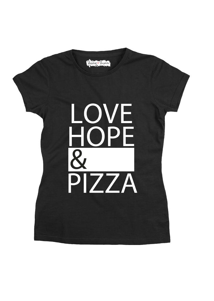 Image of Love Hope & Pizza