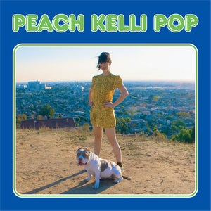 Image of PEACH KELLI POP - S-T (3rd) CD