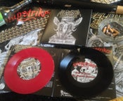"Image of Motörized Metal (split w/ Whipstriker) | 7"" EP"
