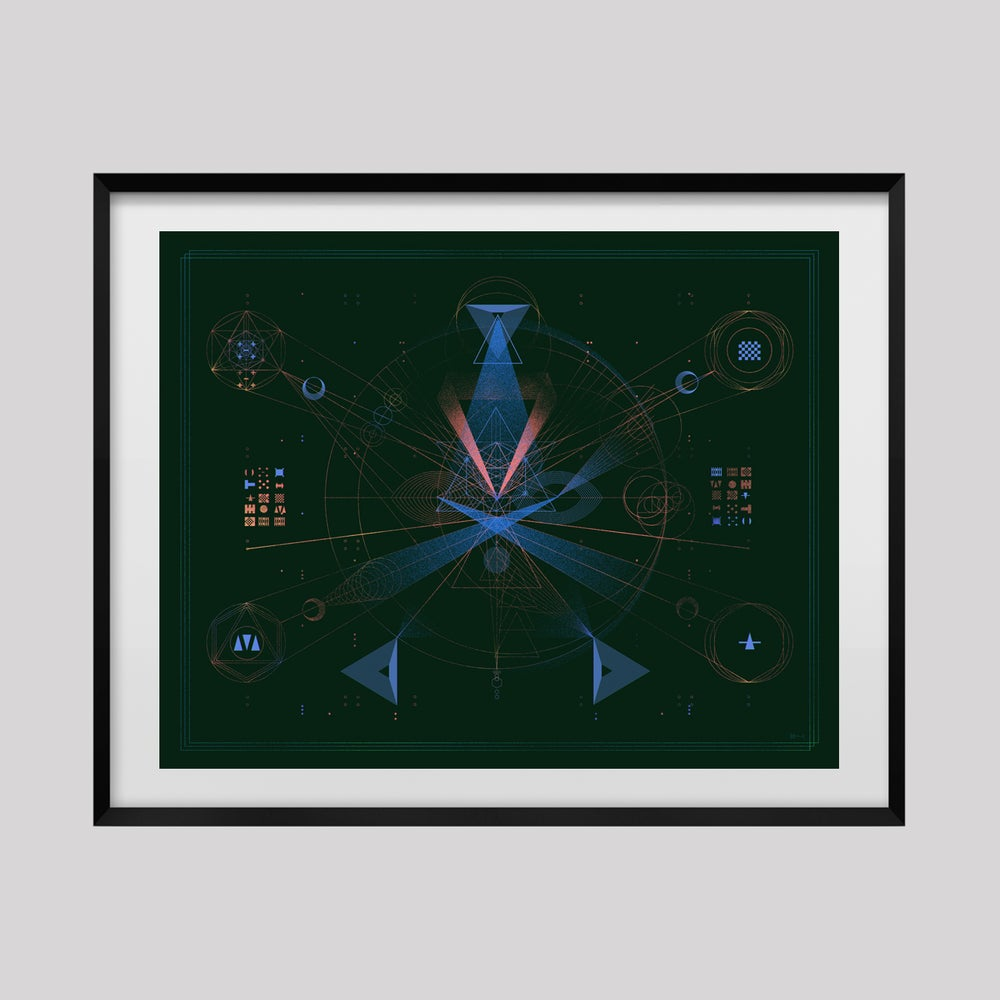 Image of Ash Thorp's 'Axiom.1'