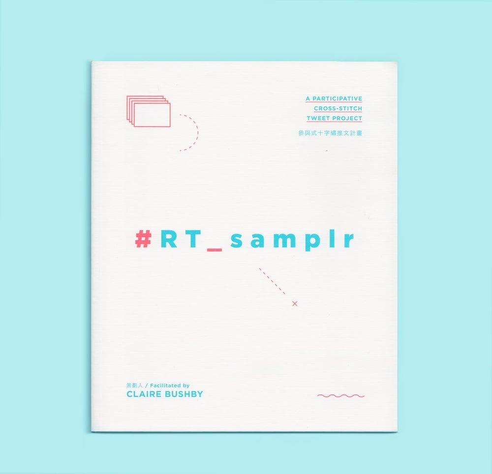 Image of #RT_samplr Book