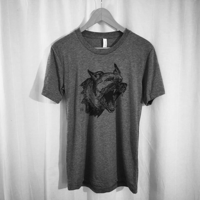 "Image of ""Wolv"" Tee"