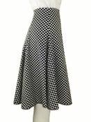 Image of Flared Skirt, Spotswood