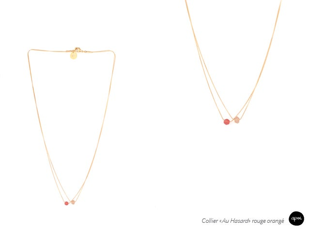 Image of PROMO -30% ! Au hasard - Collier