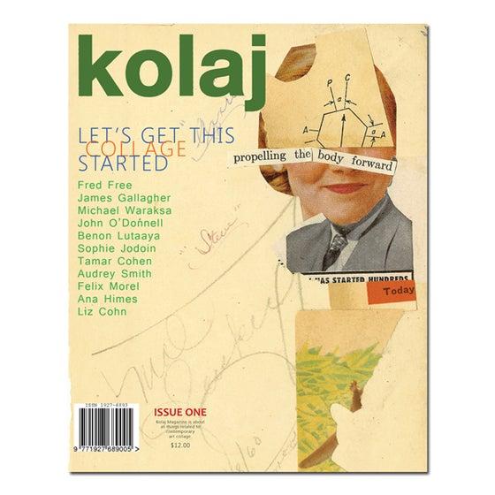 Image of Kolaj #1