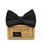 Image of black tie {kids bow tie} *last one