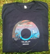 "Image of Roots Garden T-shirts , Hand screen printed ""Just One Dub"" (Navy)"