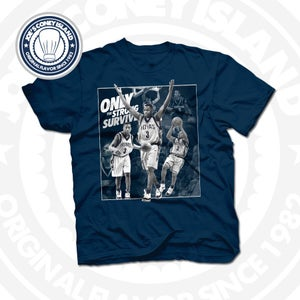 Image of The Answer - Allen Iverson - Navy