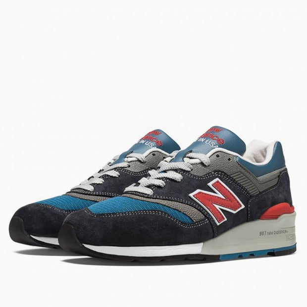 "Image of New Balance ""Made in USA"" 997JNB"