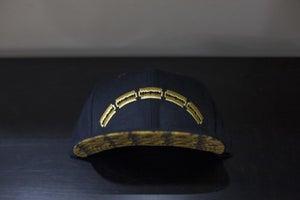 Image of Rebel Razor Gold Snapback