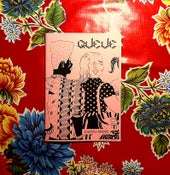 Image of QUEUE zine