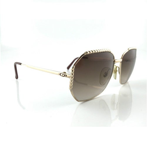 Image of SOLD OUT CHRISTIAN DIOR 2486 AUTHENTIC VINTAGE 1970's SUNGLASSES- MINT CONDITION