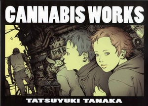 Image of Cannabis Works by Tanaka Tatsuyuki
