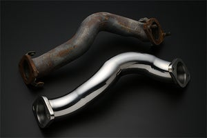 Image of Tomei Over Pipe for Scion FR-S / Subaru BRZ