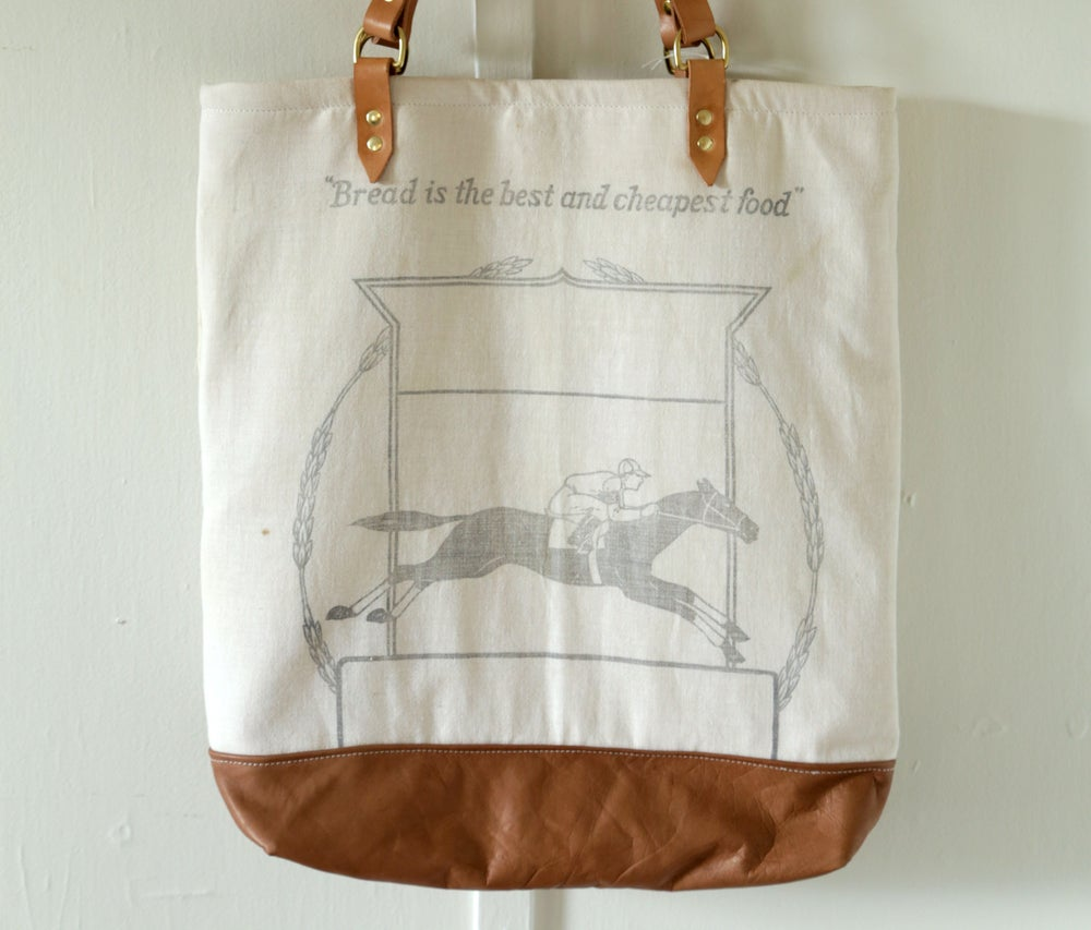 Image of Feed Sack Horse Tote