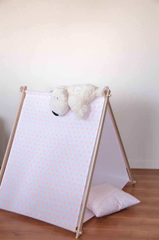 tente cabane pour enfant isidore shop. Black Bedroom Furniture Sets. Home Design Ideas