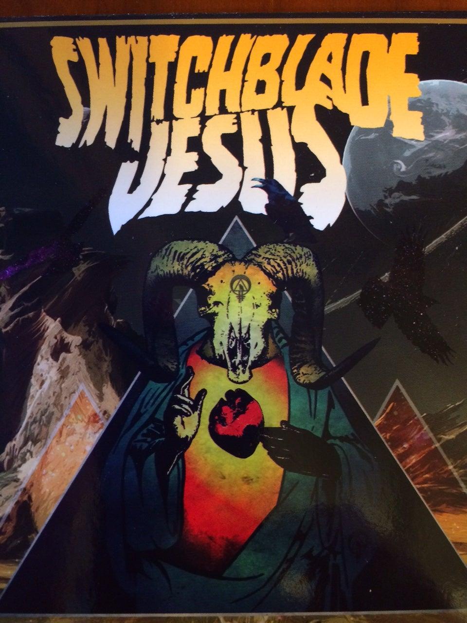 Image of Switchblade Jesus - S/T CD