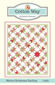 Image of Merry Christmas Darling PDF Pattern #983