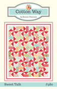 Image of Sweet Talk Paper Pattern #980