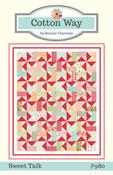 Image of Sweet Talk Paper Pattern #980