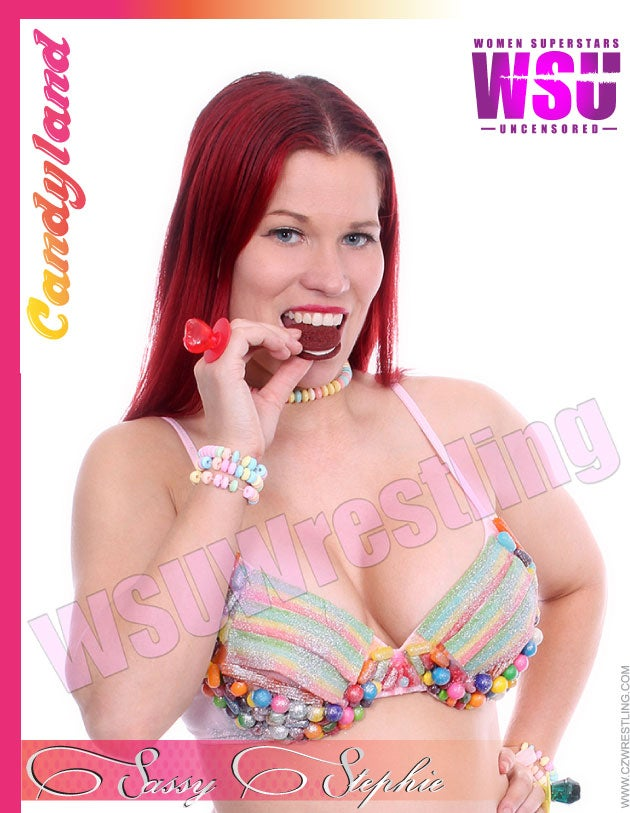 "Image of Limited Special Edition ""CANDYLAND"" 8"" x 10""s Volume #3"