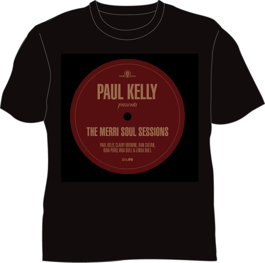 Image of The Merri Soul Sessions Record Label Tee