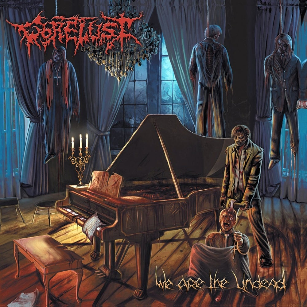 Image of Gorelust - We are the undead