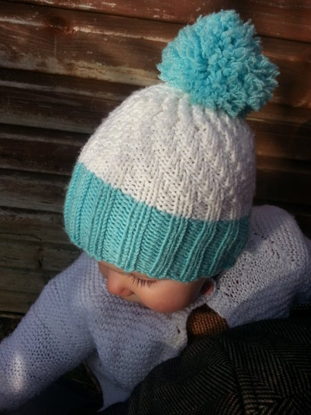 Image of Reenie Beanie knitting pattern (PDF)