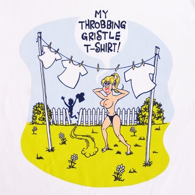 Image of My Throbbing Gristle T-Shirt!