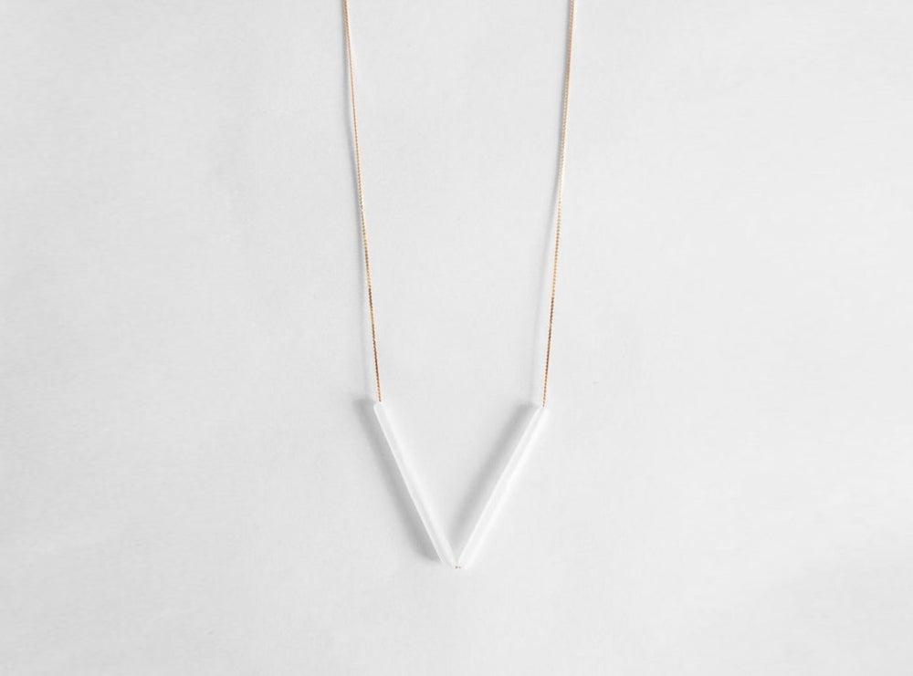 Image of Ojai Necklace - White
