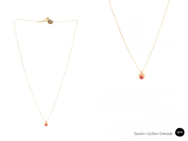 Image of PROMO -50% ! Sultan - sautoirs